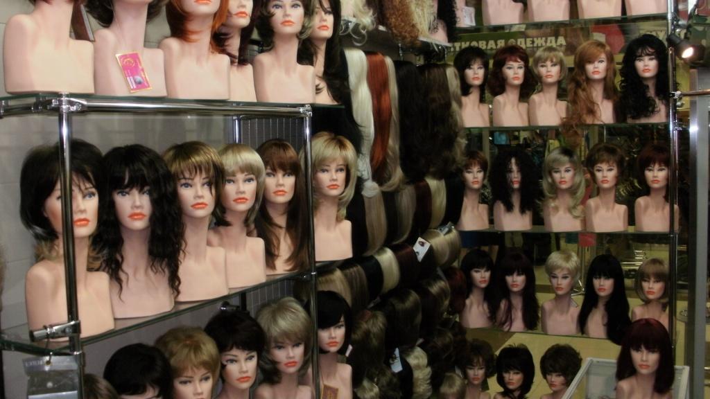 где купить парик в Москве, СПб, Твери - выбор парика