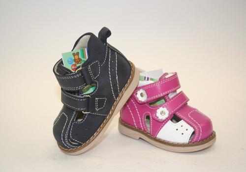 Детская ортопедическая обувь - МЕГА Orthopedic